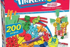 30 Model Super Building Set – Ages 3+ Preschool Educational Toy