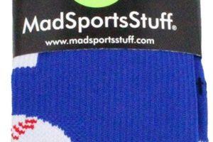 Baseball Logo Athletic Crew Socks