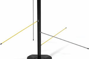 Adjustable Height Basketball Dribble Trainer