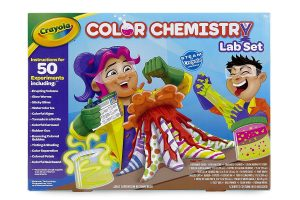 Crayola Color Chemistry Set for Kids