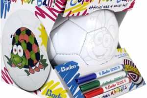 color-your-own-soccer-ball