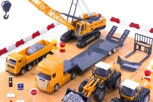 iPlay, iLearn Engineering Construction Site Play Set