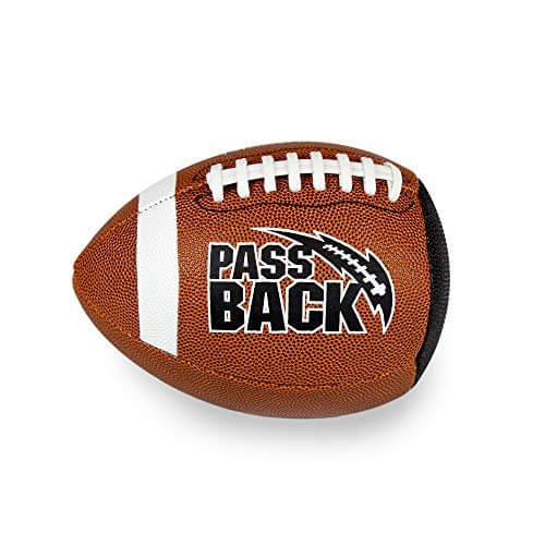 Passback Official Composite Football, Ages 14+