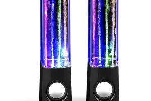 SoundSOUL Water Dancing Speakers