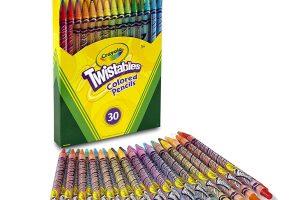 Crayola Twistables Colored Pencils