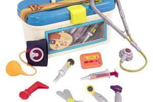 Deluxe Medical Kit for Toddlers
