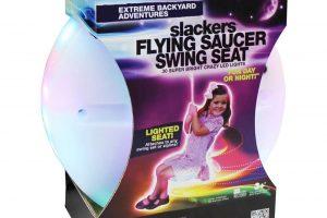Slackers Night Riderz LED Flying Saucer