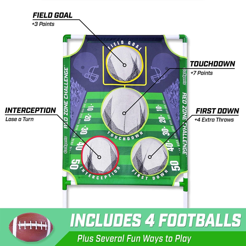 Football Backyard Toss Games