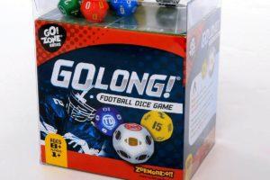 GoLong! A Football Dice Game