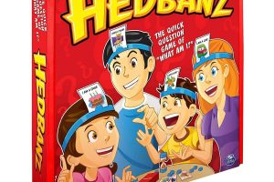 HedBanz Game, Family Guessing Game