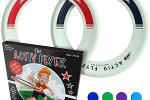 Activ Life Best Kid's Flying Rings