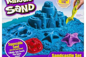 Kinetic Sand The One Only Sandcastle Set