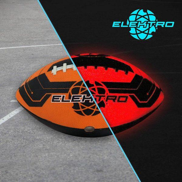 LED Light Up Football (Junior Size)