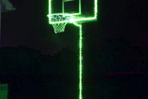 GlowCity Light Up Basketball Hoop Lighting kit