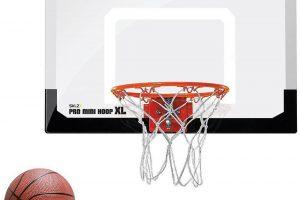 SKLZ Pro Mini Basketball Hoop W/ Ball - Shatter Resistant