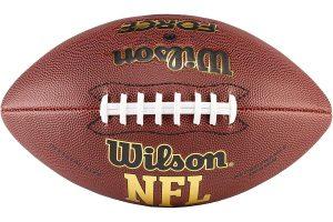 Wilson Force Junior NFL Football