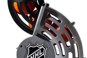 Automatic One-Timer Hockey Passer