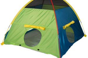 Pacific Play Tents 40205 Super Duper 4 Kids Playhouse Tent