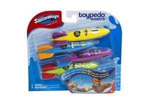 SwimWays Toypedo Bandits Pool Diving Toys
