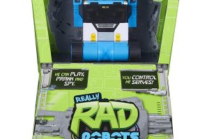 Really R.A.D. Robots Yakbot