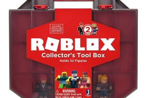 Roblox Collector's Tool Box