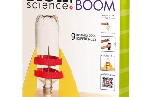 Be Amazing! Toys Sick Science Fizz Pop Boom Science Kit