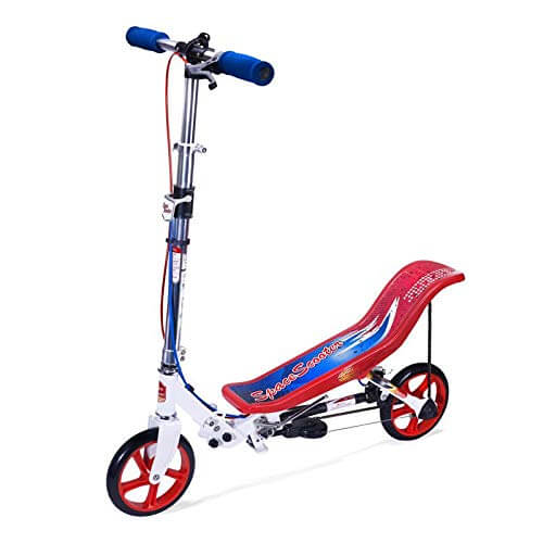 SpaceScooter Push Board