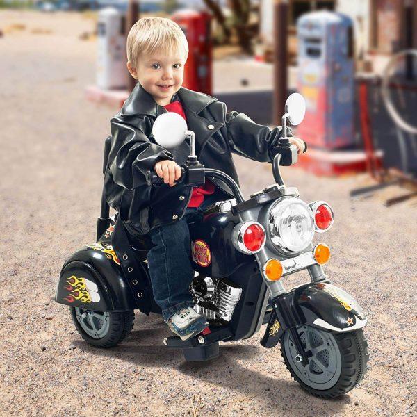 3 Wheel Chopper Trike Motorcycle for Kids