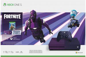 Xbox One S 1TB Console - Fortnite Edition